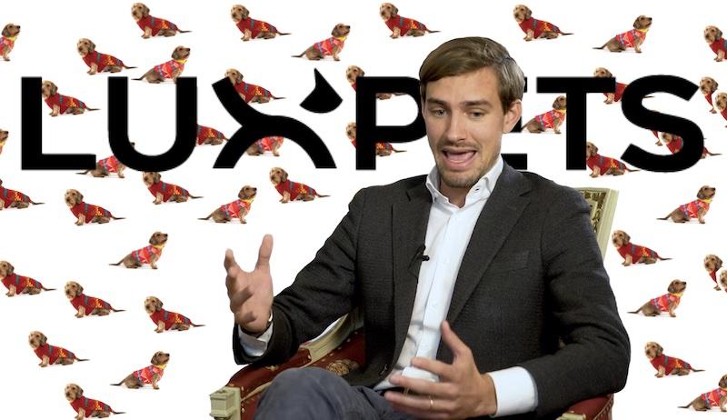 Simon Thun: il mio cucciolo si chiama LUXPETS, primo marketplace nel segmento luxury del mondo pet