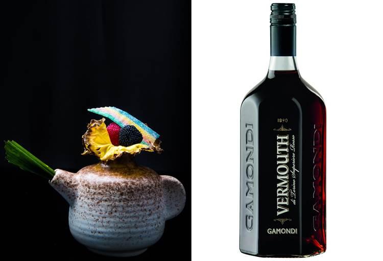 Il Vermouth Gamondi incontra Mary Poppins in un cocktail allegro e fresco