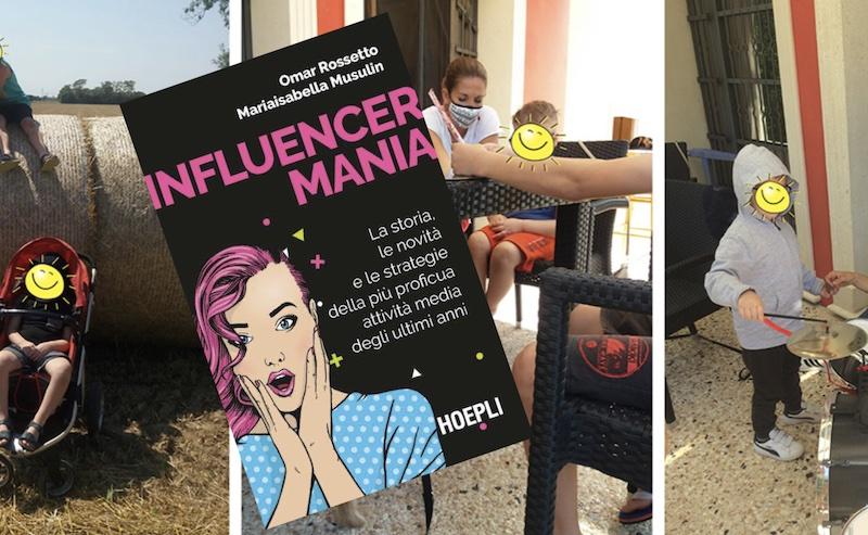 """Influencer… MANIA, nuovo business dell'era digitale ma  anche solidarietà: Vicenza For Children, progetto """"A casa con le favole"""""""