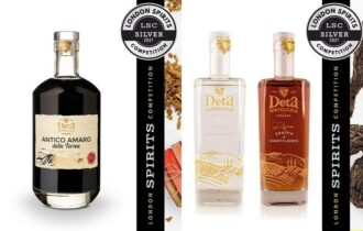Pioggia di medaglie per Distilleria Deta al London Spirits Competition