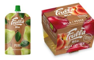 Frullà Bio: 13 referenze di sola frutta italiana biologica