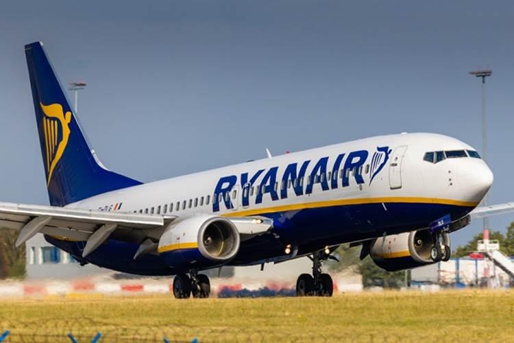 Ryanair lancia il suo operativo estivo da Perugia 21 voli settimanali, 8 rotte (1 nuova)