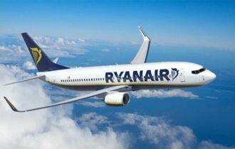 Ryanair lancia il suo operativo estivo da Torino