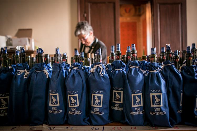 Il vino in abbinamento a cibo, arte e musica: dal 17 al 20 settembre Enologica Montefalco