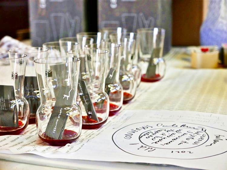 Conversus, un bicchiere che diventa tappo per unire i tre patrimoni veneti dell'Unesco