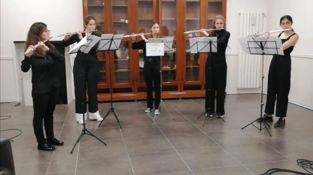 In tempo di pandemia il concorso musicale per flautisti si sposta on line e fa il pieno di iscritti da tutto il mondo