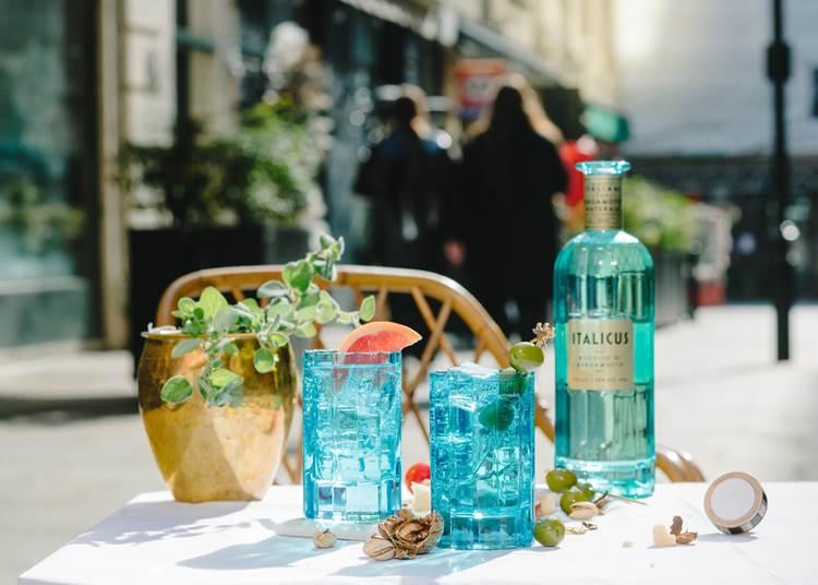 Da Italicus: Rosolio di bergamotto un'idea per il World Cocktail Day il 13 maggio