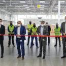 Rational inaugura il nuovo centro logistico con 28 rampe di carico per spedire in tutto il mondo.