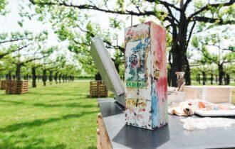 Ca' di Rajo: arte en plein air sotto alla Bellussera