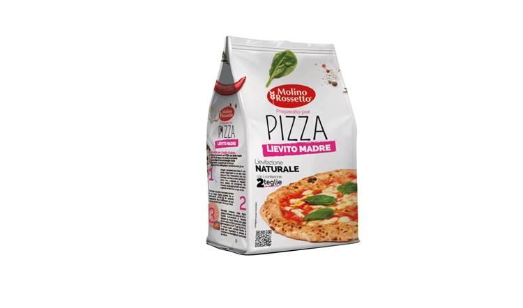 Molino Rossetto lancia due nuove referenze per pizza e rinnova la linea dei preparati salati