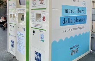 Angelo Parodi: al via la partnership con PlasTiPremia, il progetto di riciclo nato dalla collaborazione tra AMIU Genova, Assessorato all'Ambiente del Comune di Genova, Corepla e ILC.