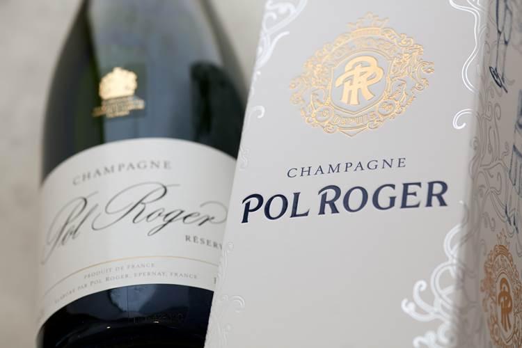 Pol Roger Brut Réserve: le bollicine di stile per l'estate
