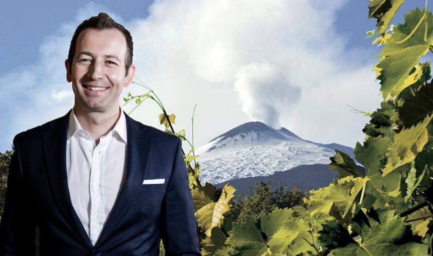 B.E.V.I. -la nuova serie Tv di Sky Arte sul vino- approda in Sicilia e scala l'Etna insieme a Firriato