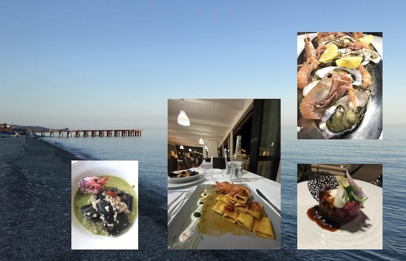 Vacanza in Calabria sullo Ionio? A Trebisacce ristorante La Rotondadei fratelliRusso per chi ama il buon pesce