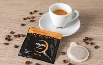 Nescafé e Nestlé Pro presentano le cialde espresso con sistema ESE