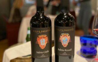 I vini di Villa Saletta per cene d'autore in alcuni tra i migliori ristoranti italiani