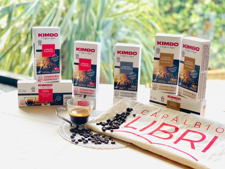 Kimbo sponsor di Capalbio Libri 2021