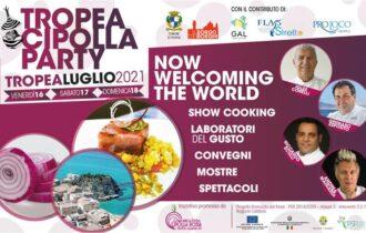 Tropea Cipolla Party mercoledì 14 luglio