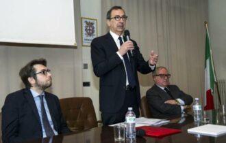 L'assessore comunale Pierfrancesco Maran apre la campagna elettorale a Milano
