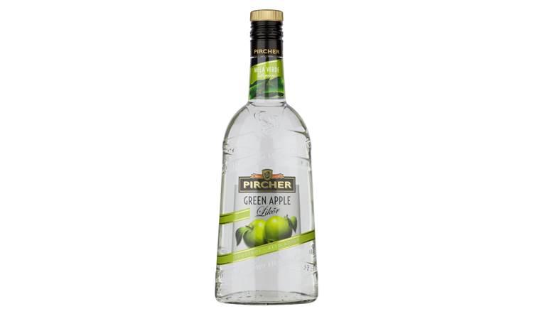 Green Apple, il liquore alla mela verde di Pircher