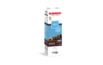 Arrivano sul mercato tre prodotti dal gusto unico, grazie alla qualità del caffè Kimbo e l'alta tecnologia delle macchine e delle capsule Caffitaly