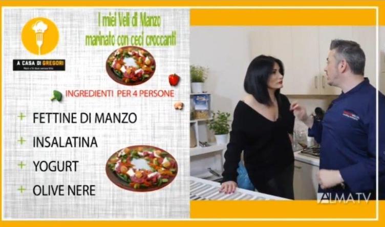 A casa di Gregori – AlmaTV – divertente commedia all'italiana con lo chef Gregori Nalon