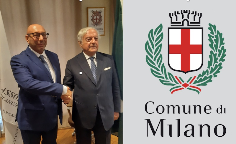 Luca Bernardo incontra il presidente di Assoedilizia Achille Colombo Clerici