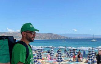 Iniziativa Parchi Marina Calabria – Cial – Coca-Cola per raccolta lattine sui lidi