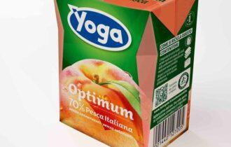 Yoga Optimum, il nuovo brik ecosostenibile per il vending