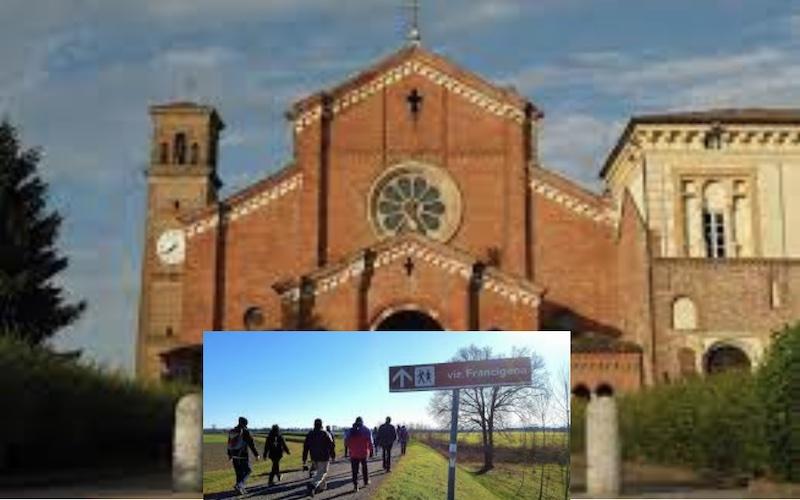 ABBAZIA DI CHIARAVALLE (PC): serata di successo -con San Bernardo, Verdi e Dante- organizzata da Tratta Piacenza Via Francigena (+ Video)