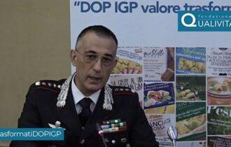 Carabinieri in difesa del cioccolato di Modica IGP
