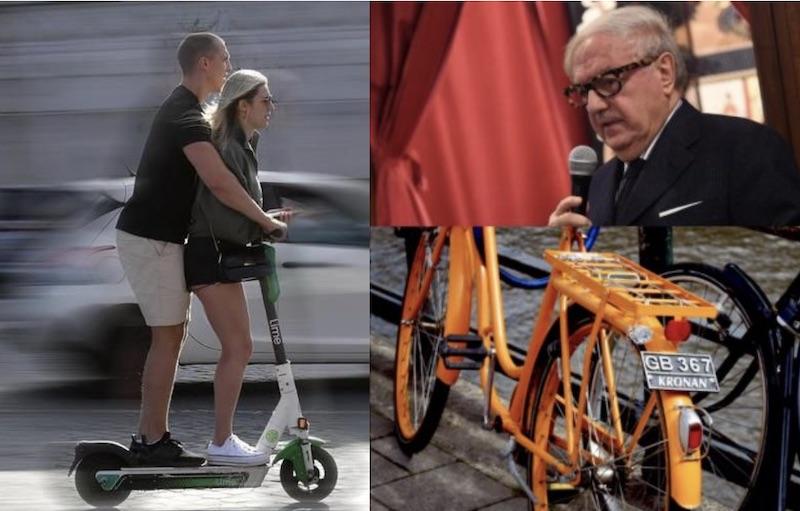 Monopattini elettrici, sostegno alla proposta dell'ACI – Assoedilizia insiste per la targhetta di identificazione sulle bici