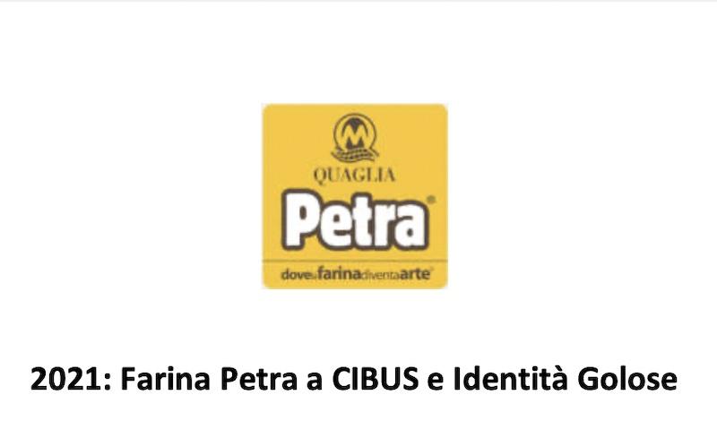 CIBUS 2021: Farina Petra a CIBUS e Identità Golose