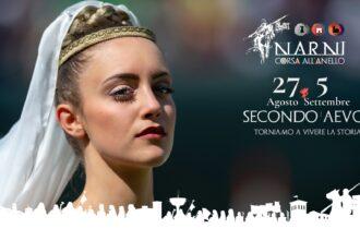 Narni e la Corsa all'Anello 27 ago/5set