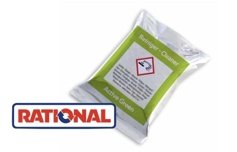 """Novità pulizia forni Rational: Compresse detergenti Active Green ora più """"risparmiose"""" e versatili"""