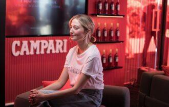 Alba Rohrwacher inaugura gli appuntamenti firmati Campari: Passione e Determinazione al centro di un'esclusiva masterclass