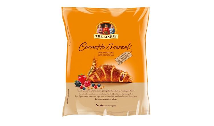 Tre Marie Croissanterie amplia la sua linea di Buste disponibili al supermercato