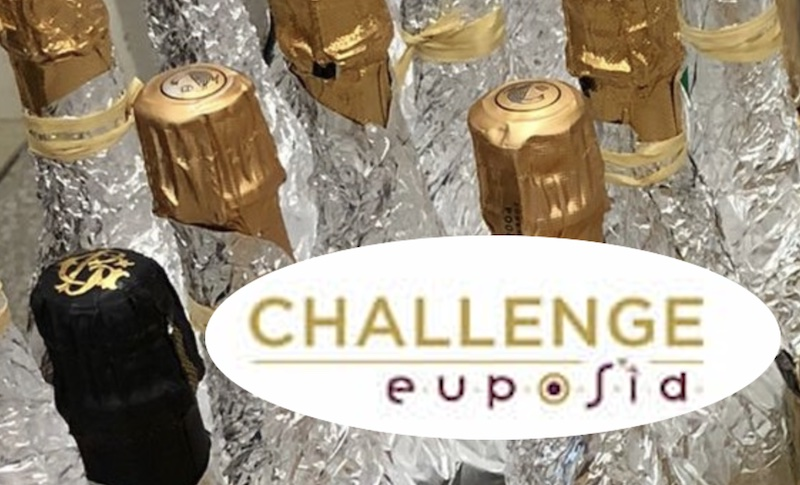 Challenge Euposia bubble's, Castelnuovo del Garda – Conclusi gli assaggi di 200 vini briosi di 14 paesi del mondo