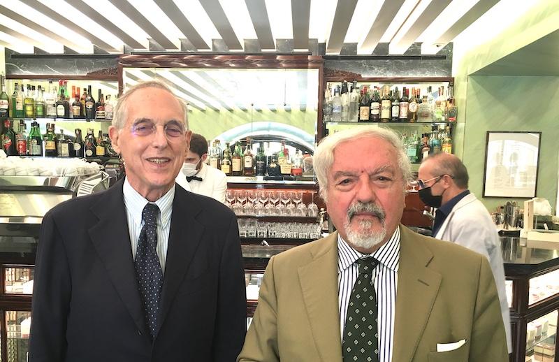 Incontro del presidente di Assoedilizia con il candidato sindaco di Milano Giorgio Goggi