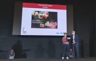Fiorani (Inalca) premiata a Cibus per miglior campagna stampa trade