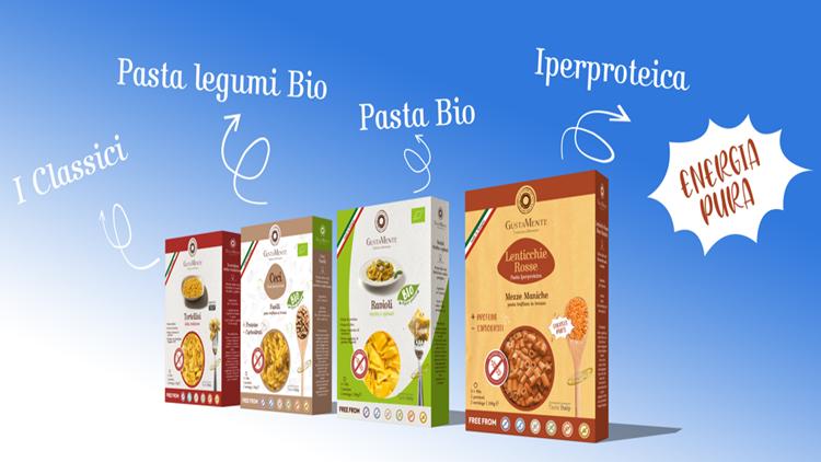 Da Budrio, nel bolognese, la pasta iperproteica, senza glutine e biologica