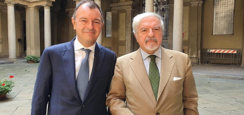 Incontro Assoedilizia con il Consigliere comunale di Milano Fabrizio De Pasquale di Forza Italia