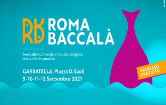 Baccalà, che passione! Al via la seconda edizione di Roma Baccalà alla Garbatella