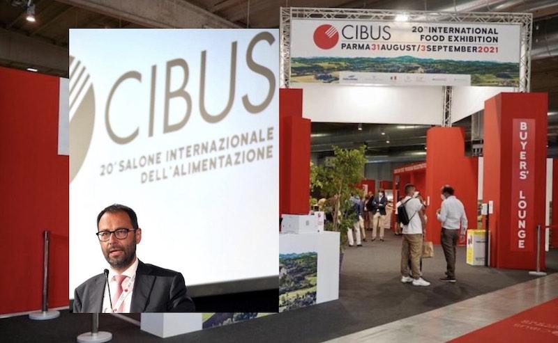 Cibus 2021: inizia la terza giornata con gli incoraggiamenti di Patuanelli e De Castro… avanti tutta!