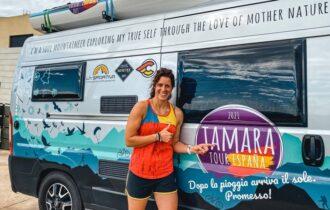 Tamara Lunger è la nuova brand ambassador di Fiorani
