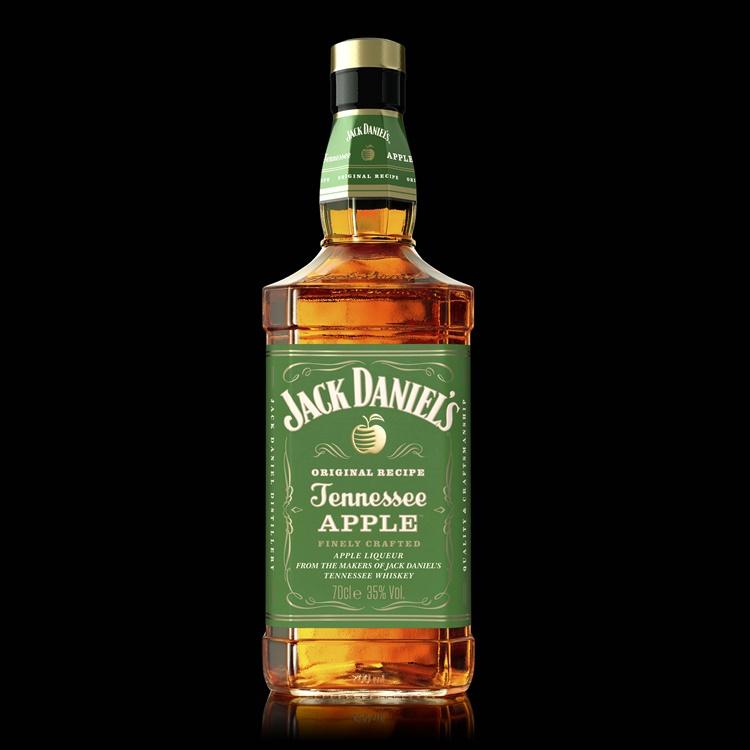 Jack Daniel's presenta Tennessee Apple, il gusto inconfondibile di Old N°7 unito a un liquore alle mele