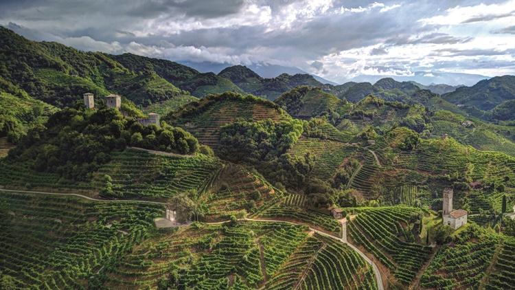Follador Prosecco, tra i top in classifica del Wine Enthusiast 2021-2022