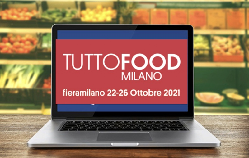 TUTTOFOOD Fiera Milano Rho, 22 – 26 settembre 2021