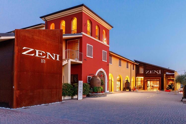Debutto milanese per i Lugana di Zeni1870 certificati SQNPI