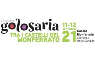 Golosaria tra i castelli del Monferrato: domani la presentazione anche in diretta su Facebook